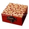 【厂家定制】:供应各种高档精美木制首饰盒/珠宝盒